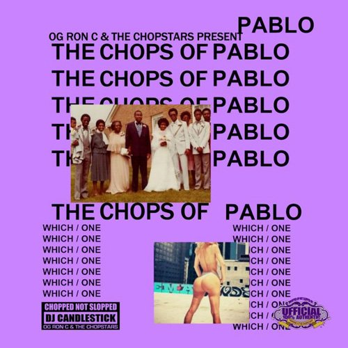 OG Ron C and The Chopstars – 'The Chops of Pablo'