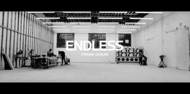 Frank Ocean – 'Endless'