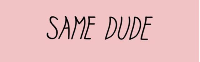 "Yuri Joness – ""SameDude"""