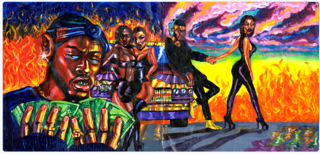GoldLink – 'At What Cost'